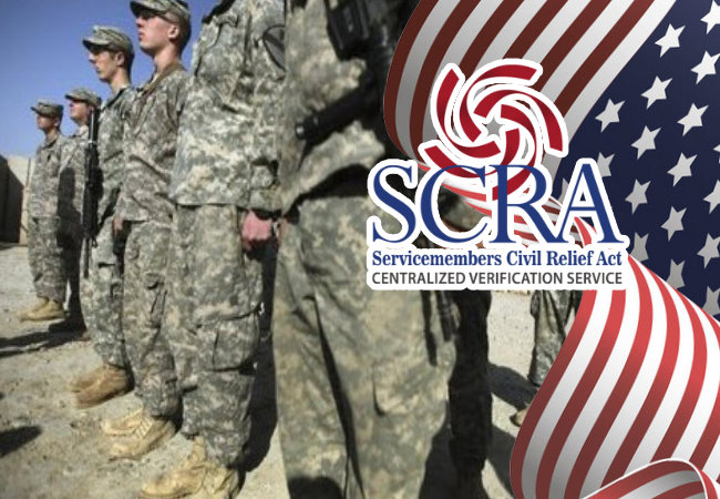 centralized military verification at SCRA